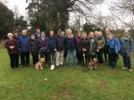 Image: Tree planting 29th November 2018